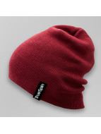 TrueSpin Czapki Basic Style czerwony