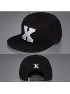 TrueSpin Gorra Snapback X-ABC negro