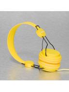 TrueSpin Koptelefoon Plain geel