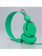 TrueSpin Koptelefoon Plain groen