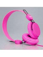TrueSpin Koptelefoon Plain pink