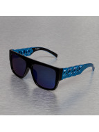 TrueSpin Lunettes de soleil Las Cadenas bleu