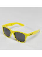TrueSpin Lunettes de soleil Classic jaune