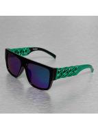 TrueSpin Lunettes de soleil Las Cadenas vert