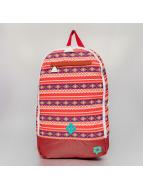 TrueSpin Plecaki Scalp czerwony