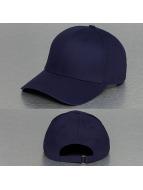 TrueSpin Snapback Blank Baseball bleu