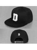 TrueSpin Snapback Cap D-ABC black