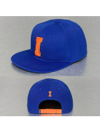TrueSpin Snapback Cap I-ABC Edition blau