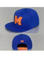 TrueSpin Snapback Cap M-ABC Edition blau