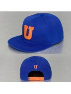 TrueSpin Snapback Cap U-ABC Edition blau