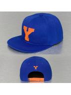 TrueSpin snapback cap Y-ABC Edition blauw