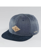 TrueSpin snapback cap Laurel blauw