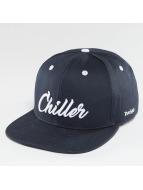 TrueSpin snapback cap Chiller blauw