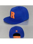 TrueSpin Snapback Cap R-ABC Edition blue