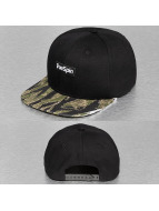TrueSpin Snapback Cap Jungle camouflage