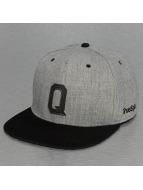 TrueSpin Snapback Cap ABC-Q Wool grey
