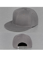 TrueSpin snapback cap Acrylic Blank grijs