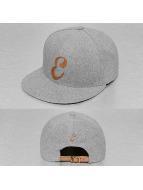 TrueSpin snapback cap ABC-E Wool grijs