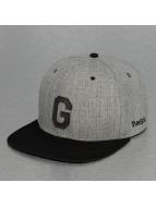 TrueSpin snapback cap ABC-G Wool grijs