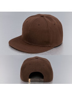 TrueSpin Snapback Cap Acrylic Blank marrone
