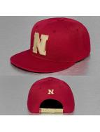 TrueSpin Snapback Cap ABC Edition rosso