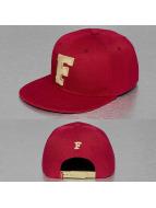 TrueSpin Snapback Cap F-ABC Edition rot