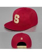 TrueSpin Snapback Cap ABC Edition rot