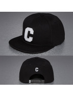 TrueSpin Snapback Cap C-ABC schwarz