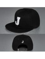 TrueSpin Snapback Cap J-ABC schwarz