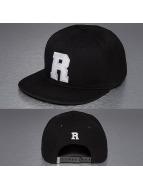 TrueSpin Snapback Cap R-ABC schwarz