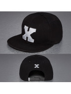TrueSpin Snapback Cap X-ABC schwarz