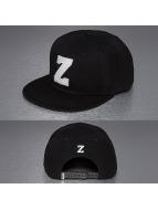 TrueSpin Snapback Cap Z-ABC schwarz