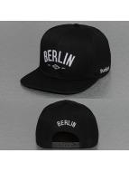 TrueSpin Snapback Cap Berlin City schwarz
