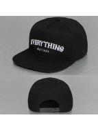 TrueSpin Snapback Cap Everything Matters schwarz