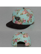 TrueSpin snapback cap Thornes turquois