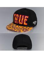 TrueSpin snapback cap Zoo zwart