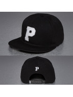 TrueSpin snapback cap P-ABC zwart