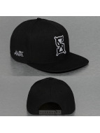 TrueSpin snapback cap Anti Money zwart