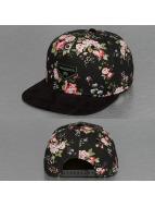TrueSpin snapback cap Thornes zwart