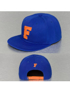 TrueSpin Snapback Caps F-ABC Edition blå