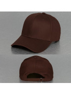 TrueSpin Snapback Caps Blank Baseball brazowy