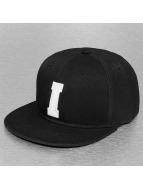 TrueSpin Snapback Caps I-ABC Edition czarny