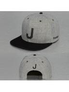 TrueSpin Snapback Caps ABC-J Wool grå