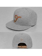 TrueSpin Snapback Caps ABC-T Wool harmaa