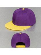 TrueSpin Snapback Caps 2 Tone lilla