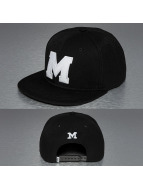 TrueSpin Snapback Caps M-ABC musta