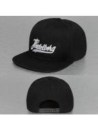 TrueSpin Snapback Caps Heidelberg musta