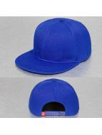 TrueSpin Snapback Caps Acrylic Blank niebieski