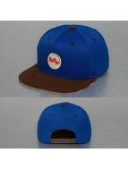 TrueSpin Snapback Caps Ruffys niebieski