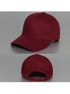 TrueSpin Snapback Caps Blank Baseball punainen